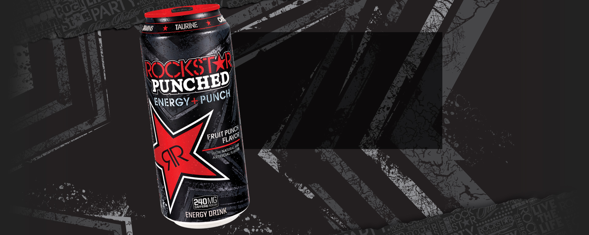 Punched - Rockstar Energy Drink