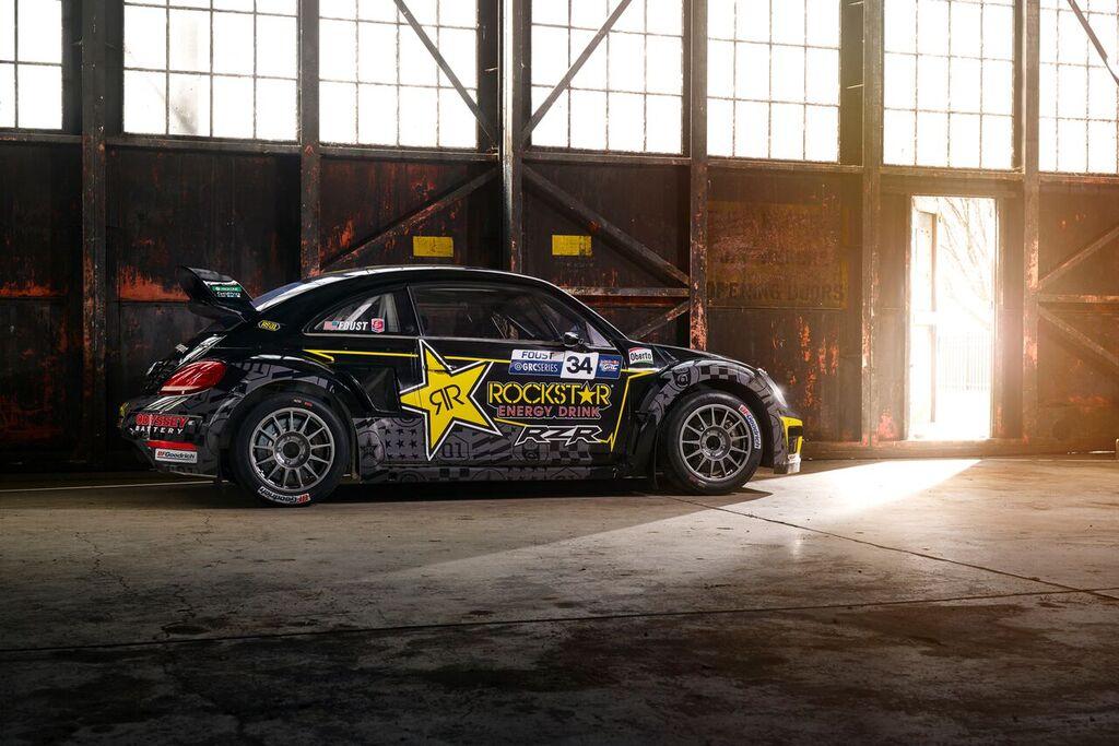 Tanner foust rally rockstar energy drink for Tanner motors phoenix az