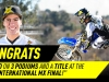 Anthony Rodriguez collects 3 more podiums at Oak Hill!