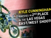 Kyle Cunningham podiums in the East/West Shootout!