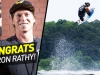 Aaron Rathy Wins Polaroid Big-Air Contest at Pro Wake Tour #1