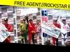 Free Agent Rockstar BMX Team Competes at USABMX Nationals in North Carolina