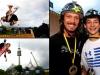 Rockstar Teammates Podium in Skateboard Vert