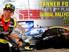 Tanner Foust takes 2nd in Atlanta