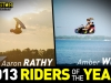 Aaron Rathy & Amber Wing Named Riders of the Year at TransWorld Wake Awards