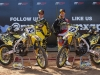 Rockstar Energy Suzuki Double Pole Position in Brazil!