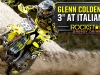 Glenn Coldenhoff 3rd at Italian GP!