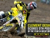 Clement Desalle 2nd place at Matterley Basin!