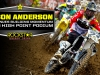 Jason Anderson Records Second Straight 450 Podium