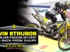 Kevin Strijbos Makes an Impressive Return to Racing