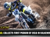 Max Nagl Collects First Podium of 2016 in Valkenswaard