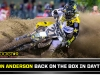 Jason Anderson Solid for a Podium in Florida