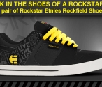 WALK IN THE SHOES OF A ROCKSTAR SWEEPSTAKES