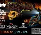 2013 Rockstar Mayhem Festival Lineup Announced