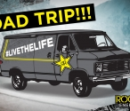 #LiveTheLife Road Trip!