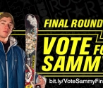 Vote for Sammy Carlson in Final Round of X Games Real Ski