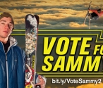 Sammy Carlson Makes It To X Games Real Ski Backcountry Round 2
