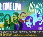 ROCKSTAR ANNOUNCES SPRING FEVER FLYAWAY SWEEPSTAKES