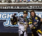 David Rinaldo and Libor Podmol Claim Podium Spots at Night of the Jumps in Munich