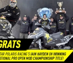 IAIN HAYDEN CLAIMS SIXTH NATIONAL PRO OPEN MOD CHAMPIONSHIP