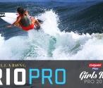 Billabong Rio Pro   Colgate Plax Girls Rio Pro