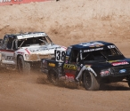 Deegan & Ryan Beat bumper to bumper