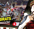 Mike Mason Wins Gold in Speed & Style at X Games Barcelona