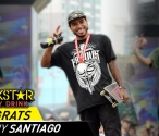 Manny Santiago Takes 2nd at KIA World Extreme Games