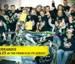 Dylan Ferrandis Wins Two Titles in the French Elite MX Championship!