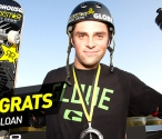Elliot Sloan takes home Silver at X Games Munich