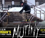 Watch Sean Jordan's Full Street Segment from Mutiny