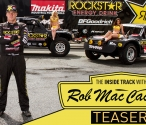 The Inside Track with Rob MacCachren Teaser LIVE NOW