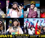 Rockstar Athletes Medal at X Games Aspen