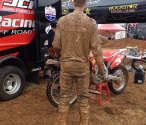 "JCR/Honda Race report: 2014 GNCC round 2, Washington, Georgia: ""The General""!"