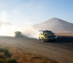 Foust & Aasbo Burning tire tred