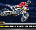Jason Anderson Back on the Box in Texas