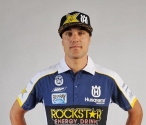 ROCKSTAR ENERGY HUSQVARNA FACTORY RACING SIGNS GAUTIER PAULIN