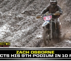 Zach Osborne Keeps Rolling in New York