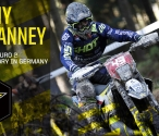 Enduro 2 Class Win in Germany for McCanney