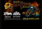 Mayhem tickets on sale now!