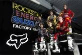 New line up - Rockstar Energy Suzuki Europe