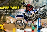 Cooper Webb stuns everybody in his first ever professional race!