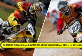 Double Podium for Rockstar Energy Suzuki World MX1 in Brazil!