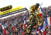 Jeremy Seewer Podiums in France!