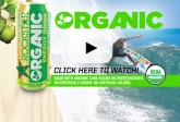 New From Rockstar Energy - Organic