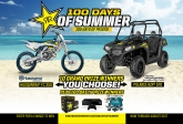 100 Days Of Summer Sweepstakes
