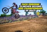 Osborne's 2nd 250 Championship 2017