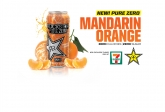 New Rockstar Pure Zero Mandarin Orange