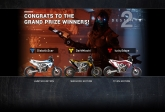 Congrats to the Grand Prize Winners!