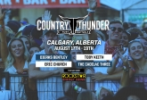 Country Thunder: Alberta | August 17-19